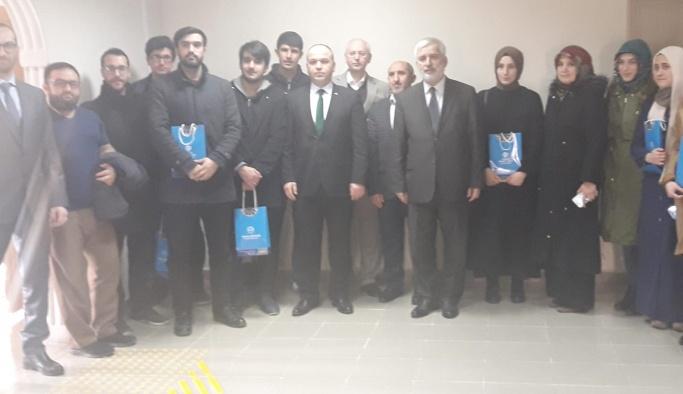 İslami Bilimler öğrencilerine ödülleri takdim edildi