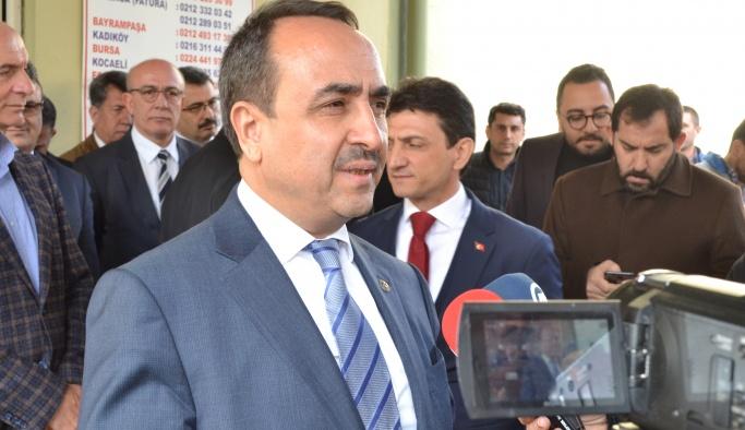 Bakan Özkaldı'dan Yalova'ya bir dizi ziyaret