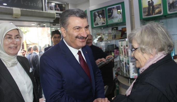 Bakan Koca, Yalova'da önemli açıklamalar yaptı