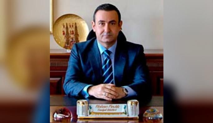 Fenerbahçeliler, Emniyet Müdürü Fındık'ı ziyaret etti