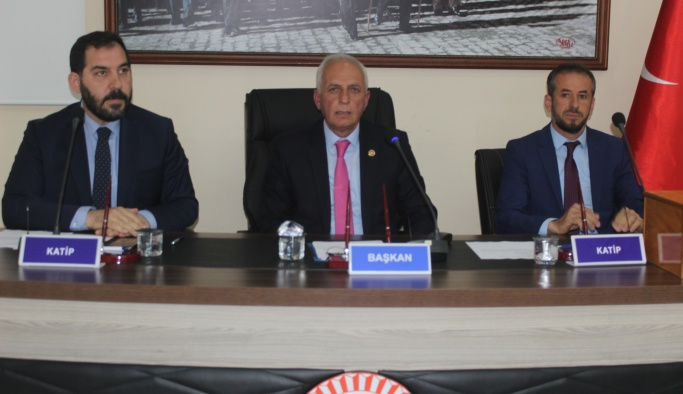 İl Genel Meclis Başkanlığına Hasan Soygüzel seçildi