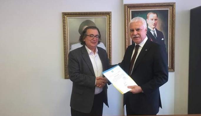 İYİ Parti Yalova İl Başkanı 'Erol Tatar' oldu