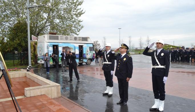 Türk Polis Teşkilatı 174. Yaşını kutladı
