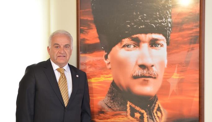 YTSO Başkanı '23 Nisan'ı kutladı