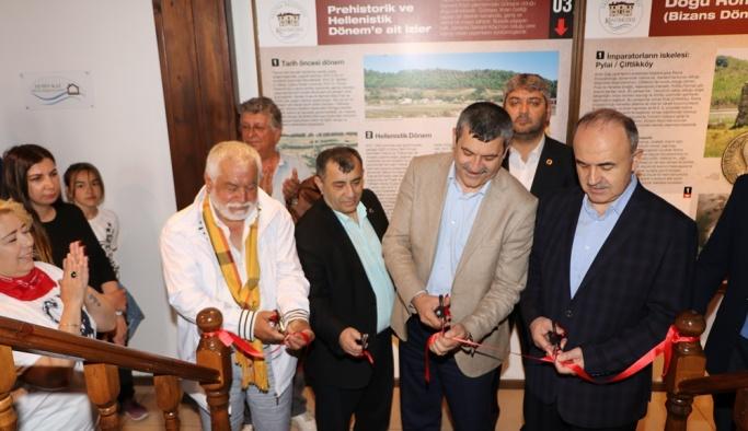 Orhan Benli Resim ve Fotoğraf Sergisi açıldı