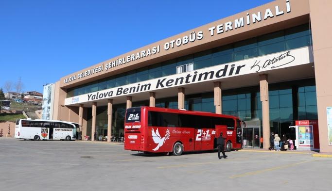 Terminalde 'Büyük Önder'in fotoğrafları sergilenecek