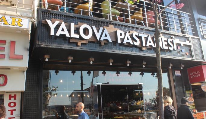 Yalova'nın markası 'Yalova Pastanesi' çıtayı yükseltti