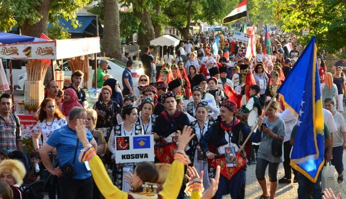22. Türk Boyları Kültür Şöleni beğeni topladı