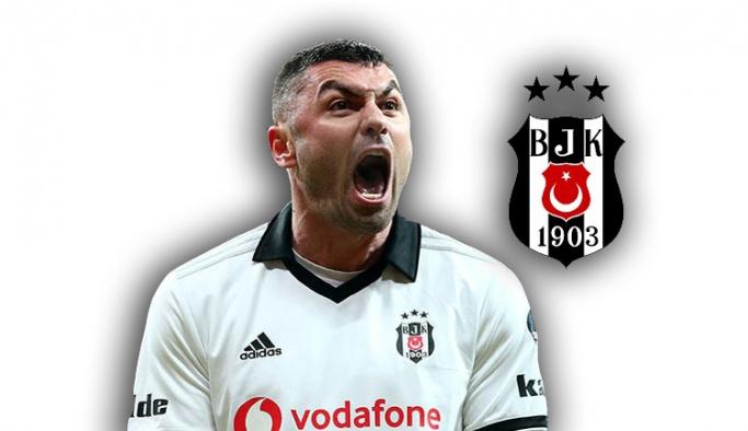 Beşiktaş'ta Burak Yılmaz kaosu