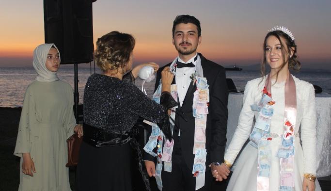 Furkan-Büşra, ömür boyu mutluluk için 'EVET' dedi