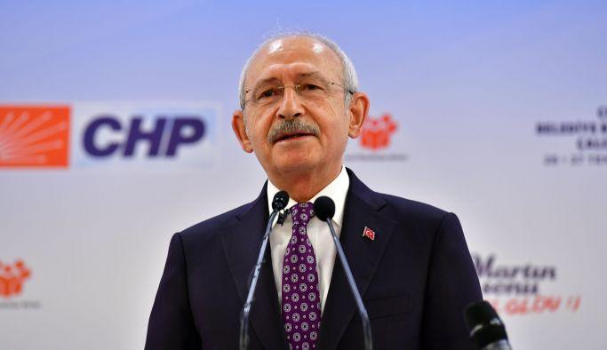 Kılıçdaroğlu, CHP'li Belediye Başkanları Buluşması'nda konuştu