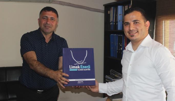 Limak Enerji'den Manşet Gazetesi'ne ziyaret!