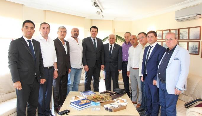 Makedonya Dış Yatırımlardan Sorumlu Bakanı Yalova'da