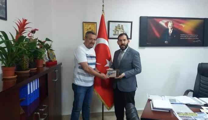 TSSF İl Temsilcisi İnce, Soygüzel'i ziyaret etti