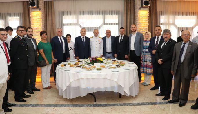 Başkan Salman Kurban Bayramı Programına katıldı