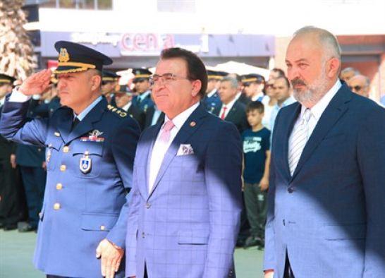 Çiftlikköy'de 30 Ağustos Zafer Bayramı coşkuyla kutlandı
