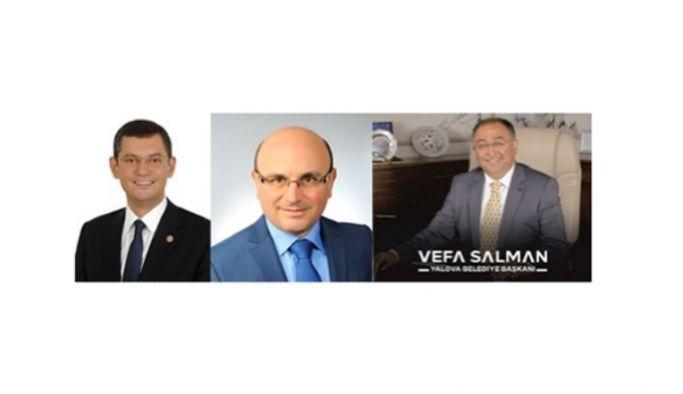 Yalova'nın gündeminde, Belediye Başkanlarının yakınları var