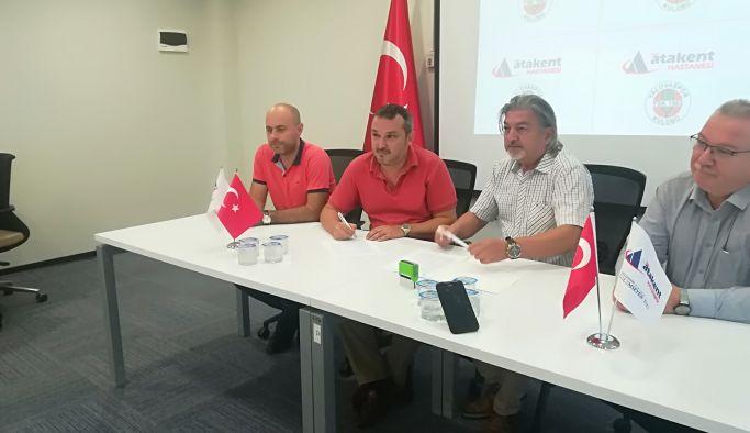 Yalovaspor Kulübü sporcuları Atakent'e emanet