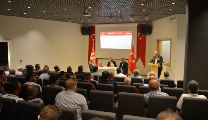 Yeniden Refah Partisi Temmuz Ayı İl Divan Toplantısı gerçekleştirildi
