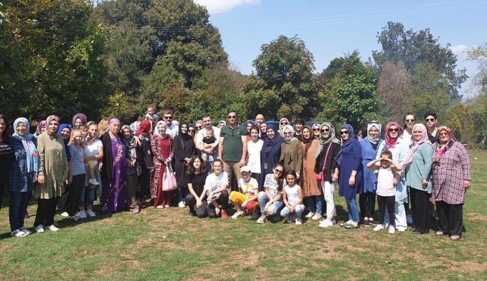 AK Parti İl Teşkilatları dayanışma pikniğinde buluştular