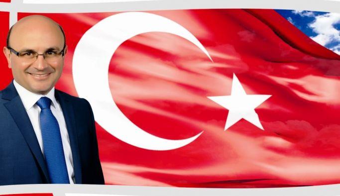 "Oral; ""Cumhuriyet Bayramı kutlu olsun"""