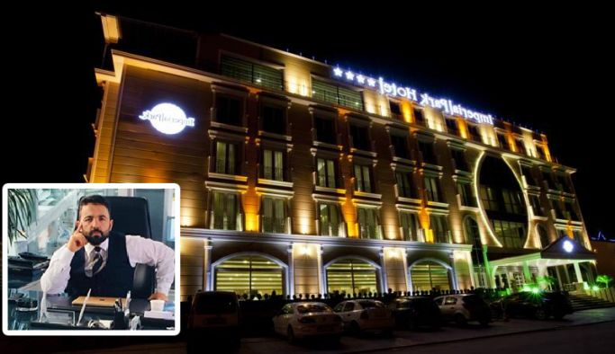 Yağcı İmperial Park Hoteli satın aldı!