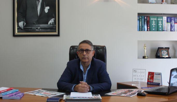 Yalova SMMMO Başkanı Keğaz uyardı