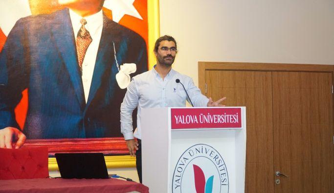 Yalova Üniversitesi'nde siber güvenlik semineri