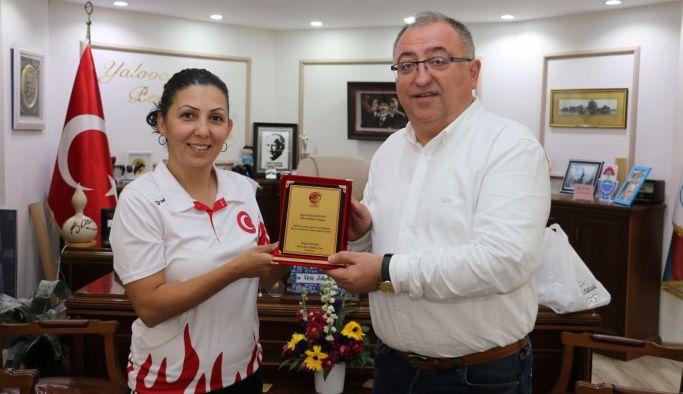 Eliaçık, Başkan Salman'a teşekkür etti