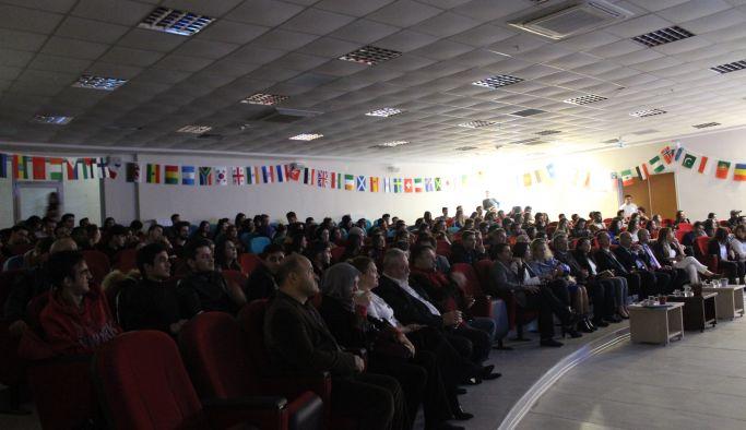 İlk etkinlik yoğun katılımla gerçekleşti