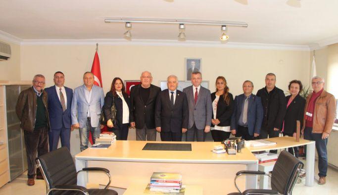 Kent Konseyi ve YTSO toplandı