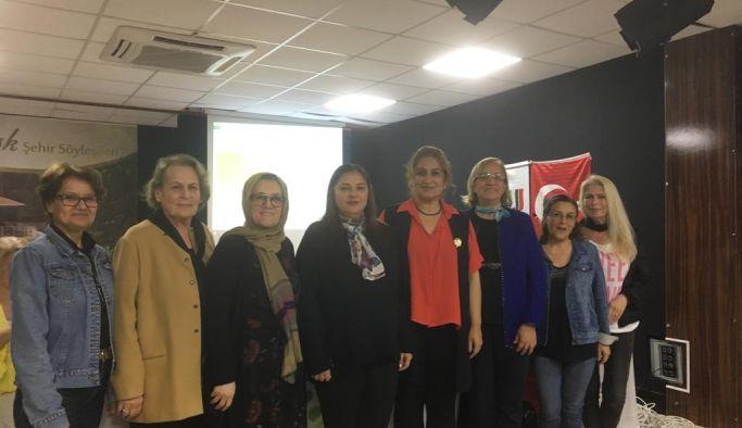 Kent Konseyi Kadın Meclisi genel kurulu yapıldı