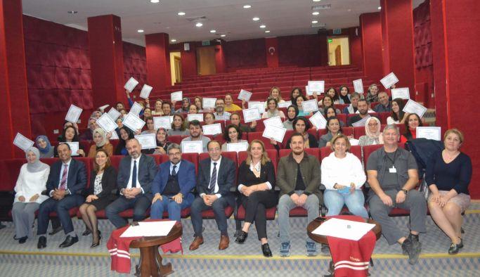 NRP Eğitimi gerçekleştirildi