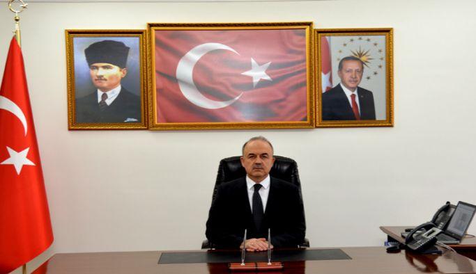 Vali Erol'dan 10 Kasım Atatürk'ü Anma Günü Mesajı
