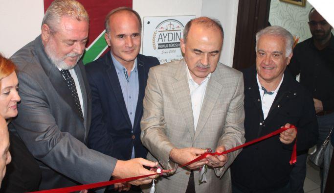 Yalova Bağımsız Denetçiler Derneği açıldı