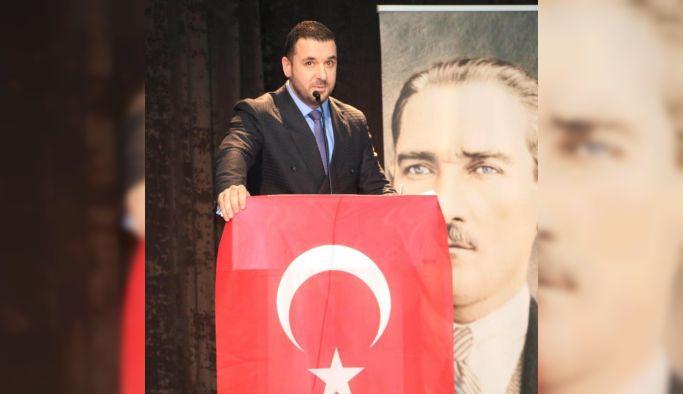 Bağatar, belediye binası ile ilgili basın açıklaması yaptı