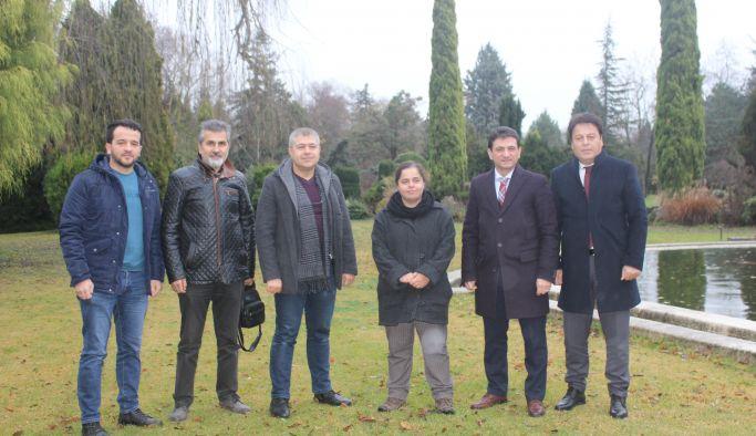 Karaca Arboretum Canlı Ağaç Müzesi için toplandılar