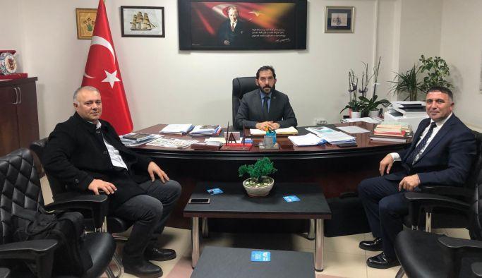 Polat ve Korkmaz, Soygüzel ile istişarelerde bulundu