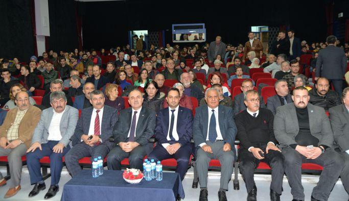 Türk Ocaklarından anlamlı konferans