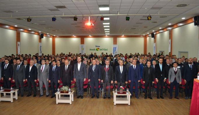 Türk-Rus İlişkileri Armutlu MYO'da Değerlendirildi