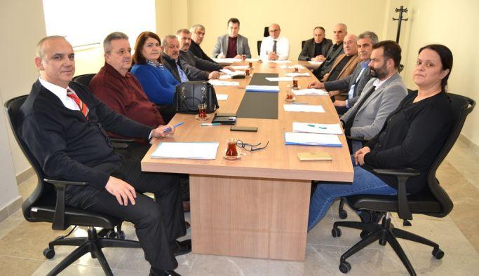Altınova, Ocak Ayı Meclis Oturumları yapıldı