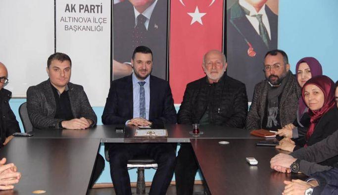 Altınova Yönetim Kurulu toplandı