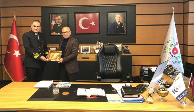 """Pekşen """"Altınova, denizciliğin merkezidir"""""""