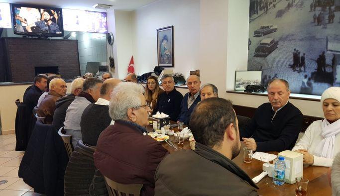 Sivaslılar kahvaltıda buluştu