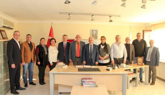 YTSO ve Kent Konseyi arasında, 'İşbirliği Protokolü' yapıldı