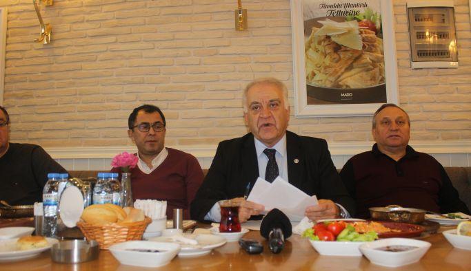YTSO 10 Ocak Gazeteciler Günü geleneğini bu yıl da sürdürdü