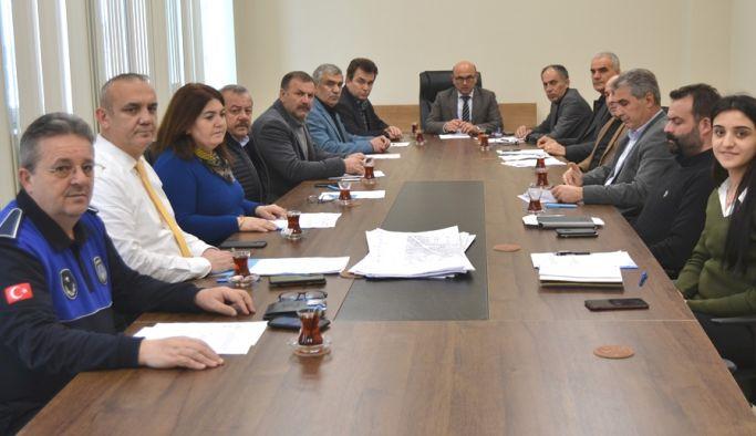 Altınova Belediyesi Şubat Ayı Meclis Toplantısı tamamlandı