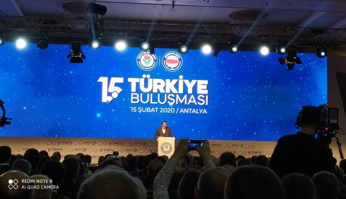 Eğitim Bir-Sen 15. Türkiye Buluşması gerçekleşti