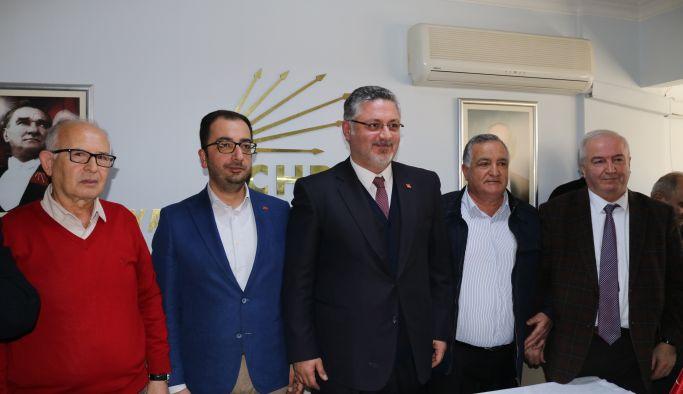 Gürel, CHP İl Başkanlığına talip oldu