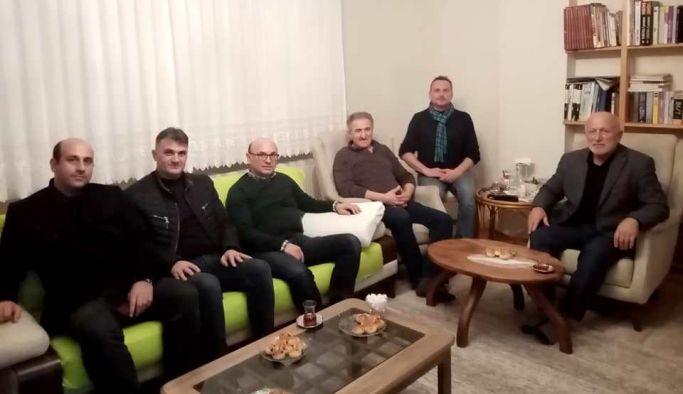 Öztürk'e Erdoğan'dan plaket